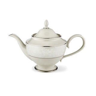 Lenox Pearl Innocence Tea Pot