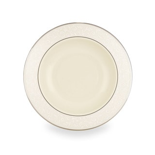 Lenox Pearl Innocence Pasta/ Rim Soup Bowl