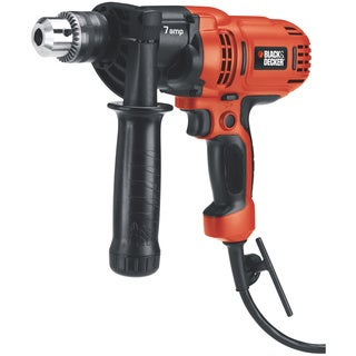 Black & Decker 7-amp 1/2-inch Drill/ Driver