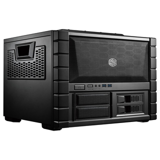 Cooler Master HAF XB EVO - High Air Flow Test Bench and LAN Box Mid T