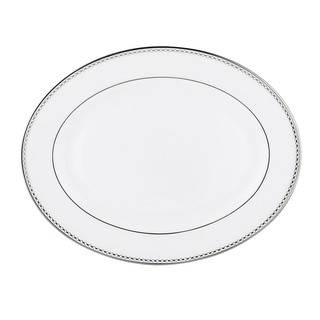 Lenox Pearl Platinum 16-inch Oval Platter