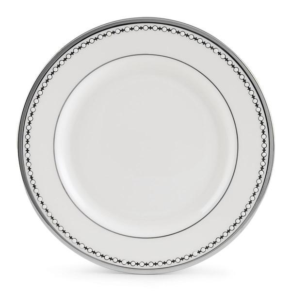 Lenox Pearl Platinum Butter Plate