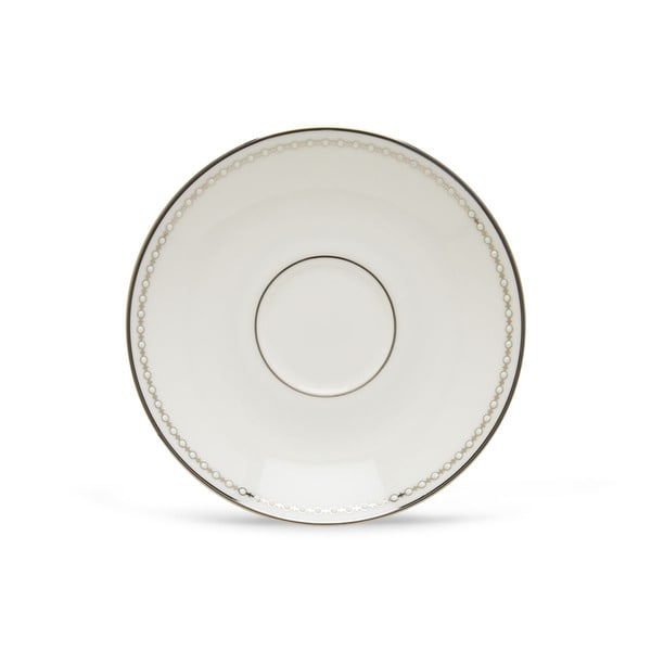 Lenox Pearl Platinum Saucer