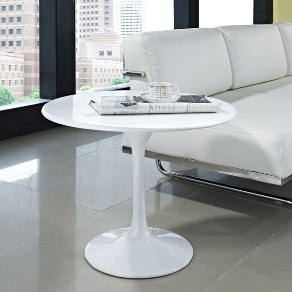 Eero Saarinen Tulip Side Table Free Shipping Today Overstock