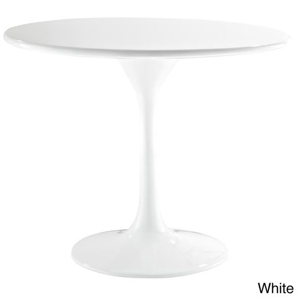 Saarinen 16 Inch Round Side Table.Shop Eero Saarinen Tulip Side Table Free Shipping Today