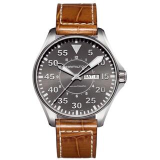 Hamilton Khaki Pilot 46mm H64715885 Watch