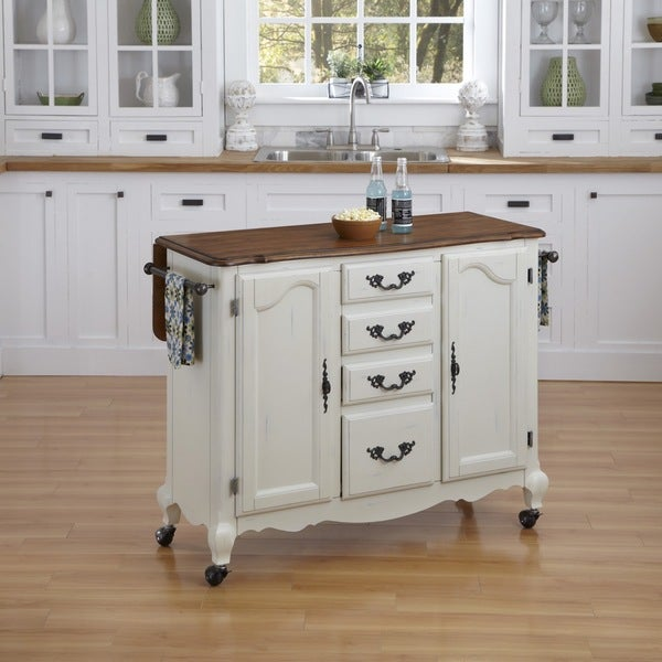 Home Styles The French Countryside Kitchen Cart