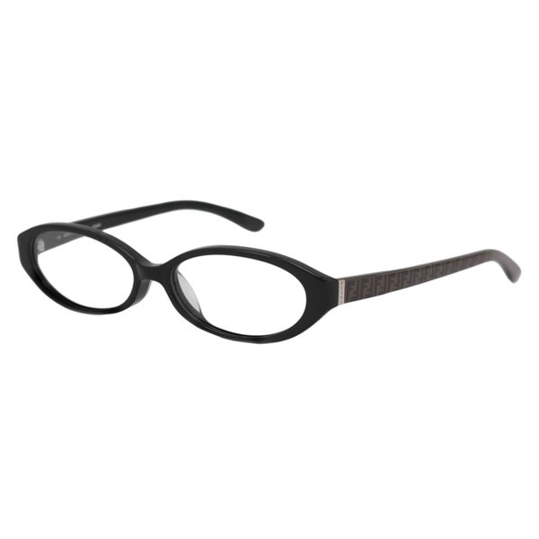 Fendi Readers Women S Fs836j Oval Reading Glasses Black