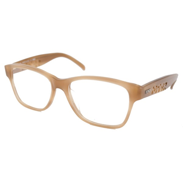 8a0a1158df30 Shop Fendi Readers Women s F885 Rectangular Reading Glasses - Free ...