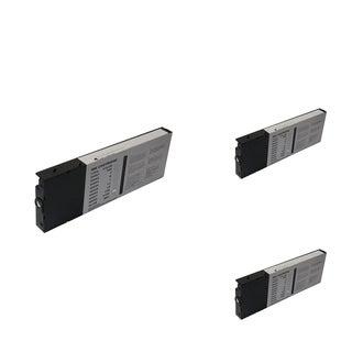 INSTEN Epson T6069LLBk Light Black Cartridge Set (Remanufactured) (Pack of 3)