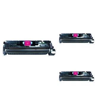 Insten Magenta Non-OEM Toner Cartridge Replacement for HP C9703A/ Q3963A/ 121A