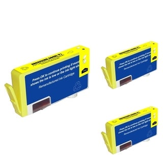 Insten Remanufactured 564XL Yellow Ink Cartridge CB325WN/ CN687WN with New Chip for HP PhotoSmart 5510/ 5514/ 6510