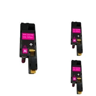 INSTEN Cartridge Set for Dell 1250/ 1350 (Pack of 3)