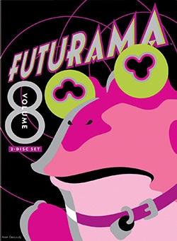 Futurama: Vol. 8 (DVD)