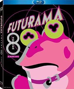 Futurama: Vol. 8 (Blu-ray Disc)