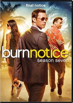 Burn Notice: Season 7 (DVD)