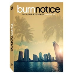 Burn Notice: The Complete Series Giftset (DVD)