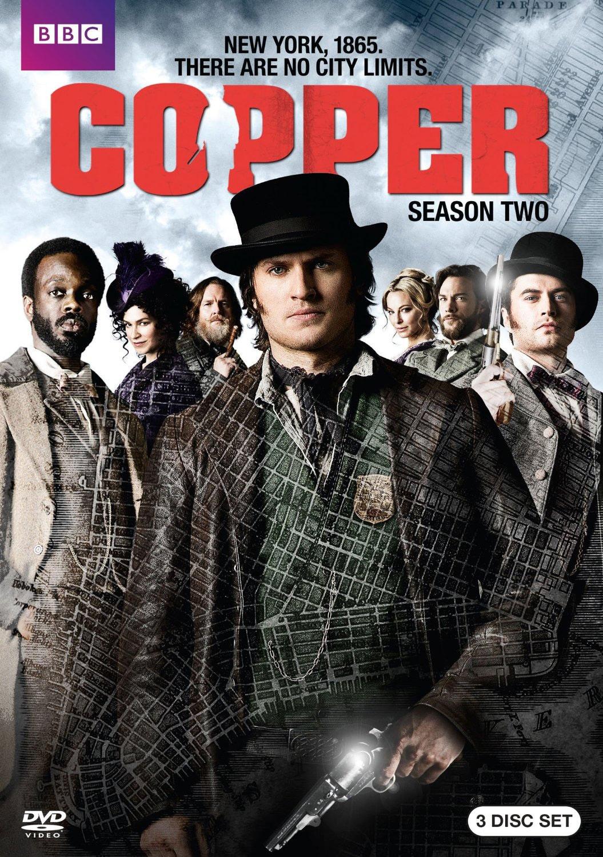 Copper: Season Two (DVD)