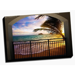 'Glimpse into Hawaii' Wall Art