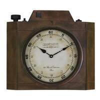 Russo Metal Wall Clock