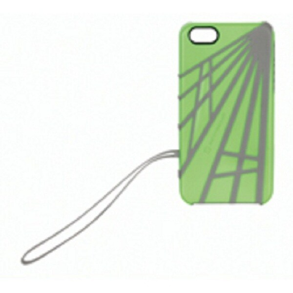 SCOSCHE iP5sg SPORT COVER STRAP (Green) iPhone 5