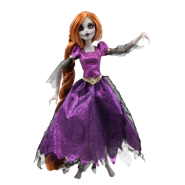 Wow Wee Once Upon a Zombie 'Rapunzel' 11-inch Doll