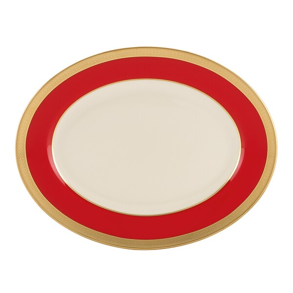Lenox Embassy 13-inch Oval Platter