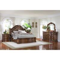Montana 5-piece Platform King-size Bedroom Set