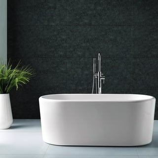 Virtu USA Freestanding Soaking Tub