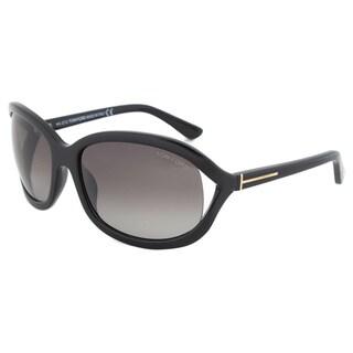 Tom Ford FT0278 01B Vivienne Black Framed Sunglasses with Black Lens