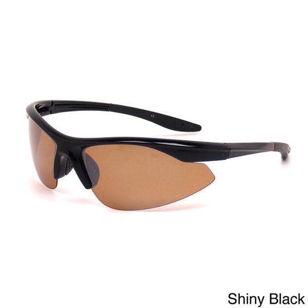 18751e9f233 Shop Extreme Optiks  SuperBlade  Polarized Sport Sunglasses - Free ...