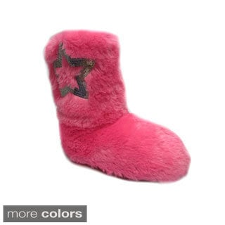 Blue Women's Mimster Boots