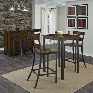 Cabin Creek 3-piece Bistro Set by Home Styles
