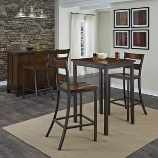 Carbon Loft Evans 3-piece Bistro Set