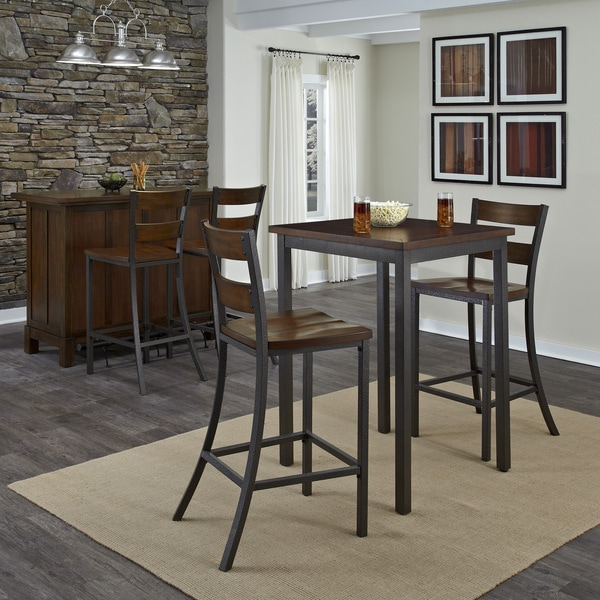 Carbon Loft Knight 3-piece Bistro Set : pub table set 3 piece - pezcame.com
