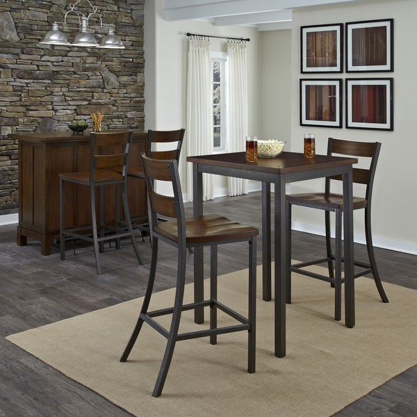 Carbon Loft Knight 3-piece Bistro Set & Shop Carbon Loft Knight 3-piece Bistro Set - Free Shipping Today ...