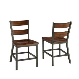 Cabin Creek Dining Chair Pair by Home Styles