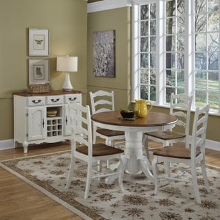 Havenside Home Saint Augustine 5-piece Dining Set (2 options available)