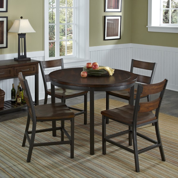 Cabin Creek 5 Piece Dining Set By Home Styles