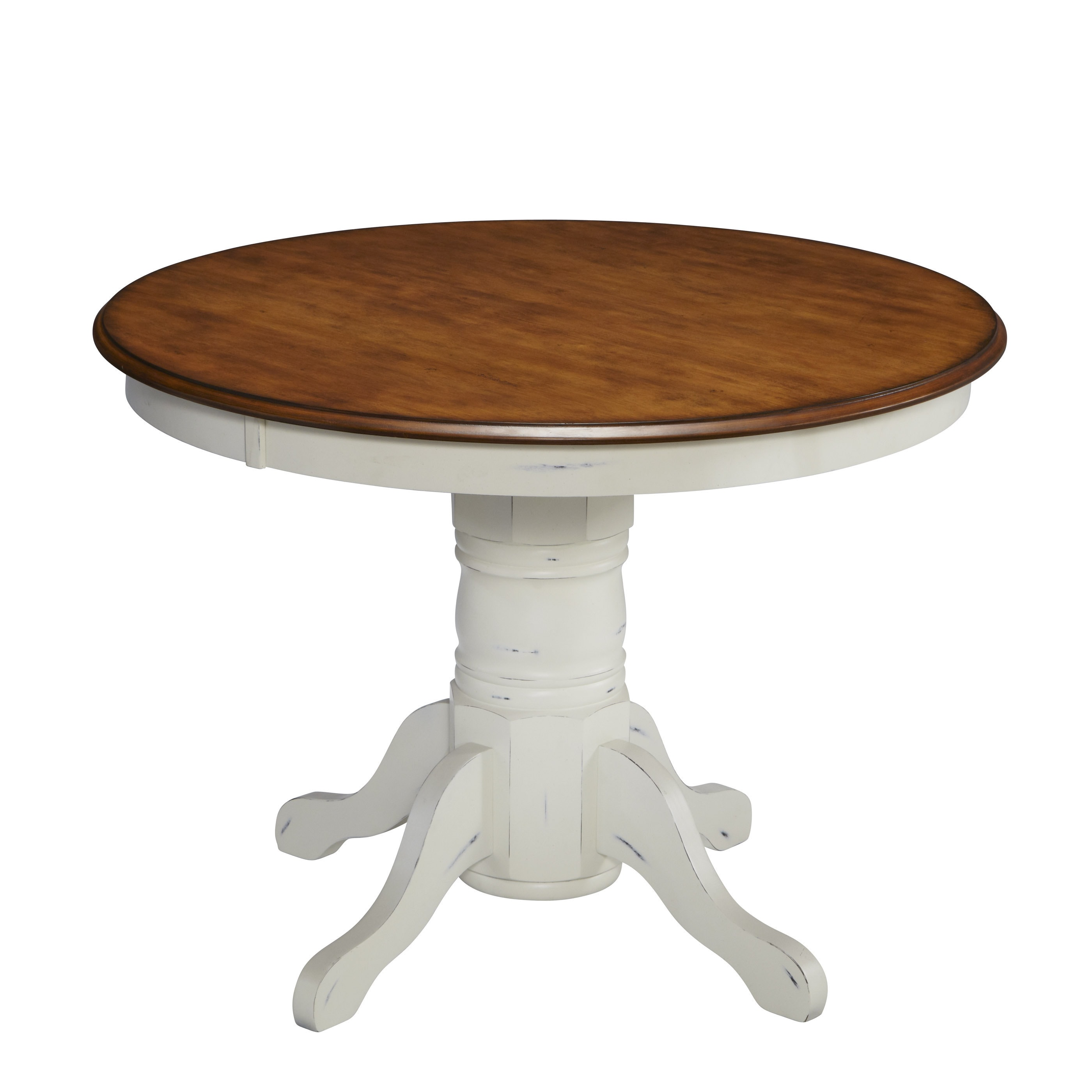 vintage manly round antique oak pedestal index table