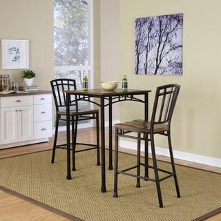 Modern Craftsman 3 Piece Bistro Set By Home Styles