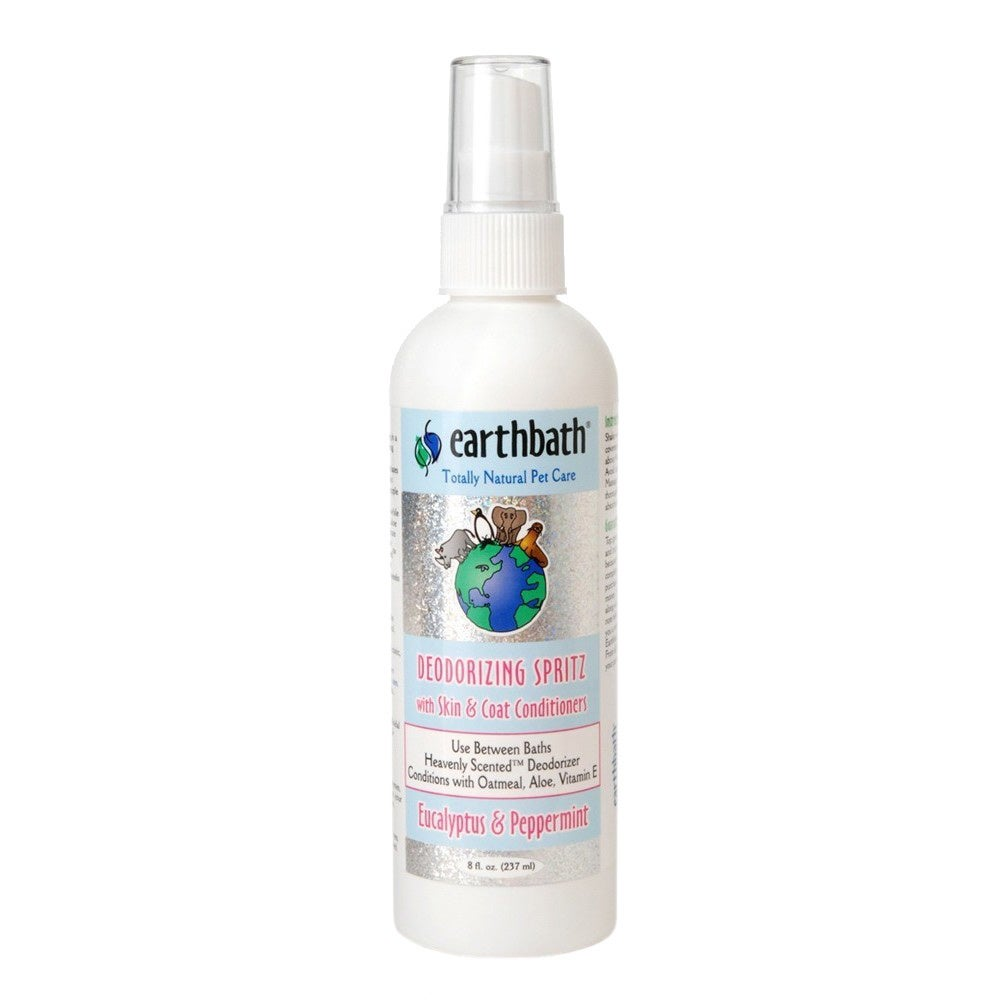 Earthbath Earth Bath Eucalyptus/ Peppermint Deodorizing 8...