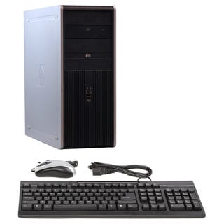 HP Compaq DC7800 Intel Core 2 Duo 2.66GHz CPU 4GB RAM 1TB HDD Windows 10 Pro Minitower Computer (Refurbished)