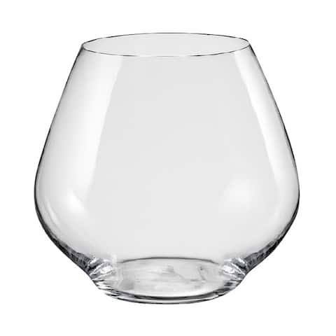 Saloma Stemless White Wine Glass 14.75 oz (Set of 6)