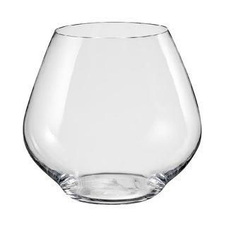 Red Vanilla 14.75 oz Saloma Stemless White Wine Glass (Set of 6)