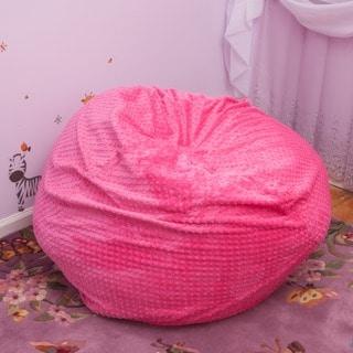 Christopher Knight Home Eloise Fabric Bean Bag