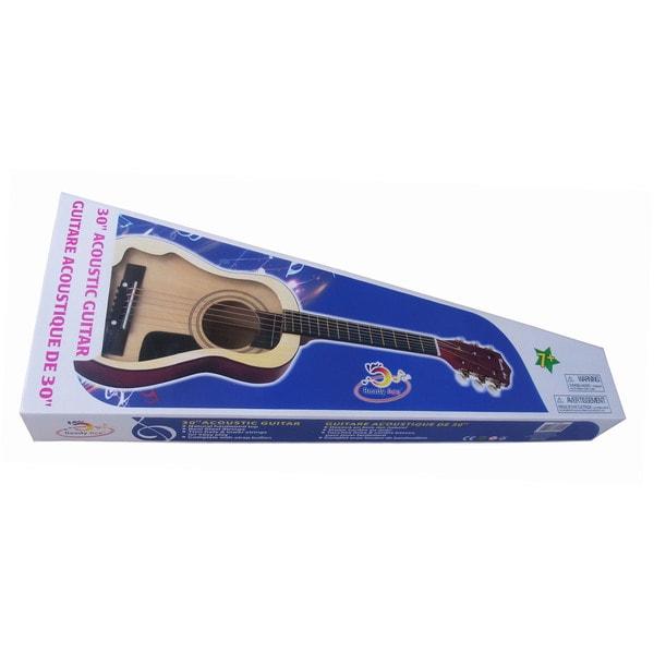 30-inch Natural Student Guitar