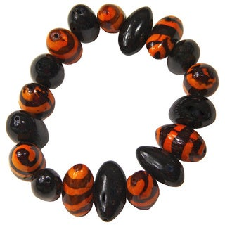 Orange Tiger Bracelet (Columbia)