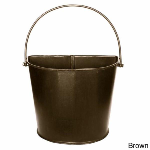 Bastia Metal Half Bucket Free Shipping Today Overstock