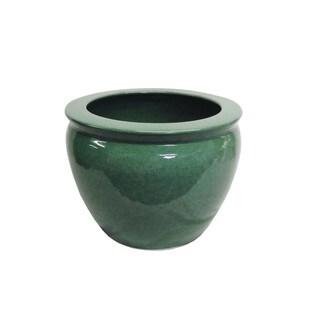 Jade Crackle Porcelain Fishbowl